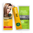 Hair coloring RONTAG SOFT - ammonia...